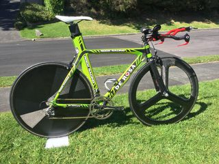 2008 De Rosa Kron Team Rock Racing