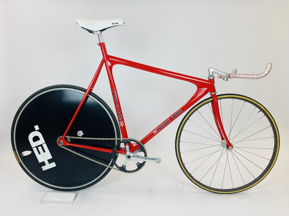 1989 Laurie Dawe pursuit